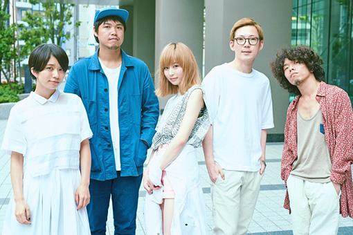 左から:ユキエ、マツザカタクミ、PORIN、atagi、モリシー