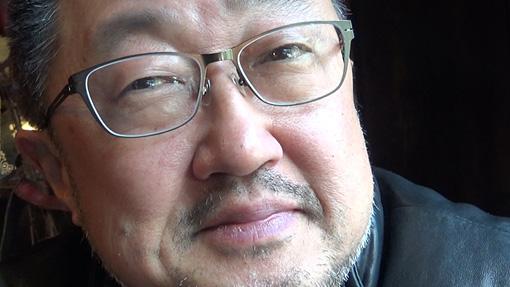 岡本監督のお父さん。映画『ディスタンス』より