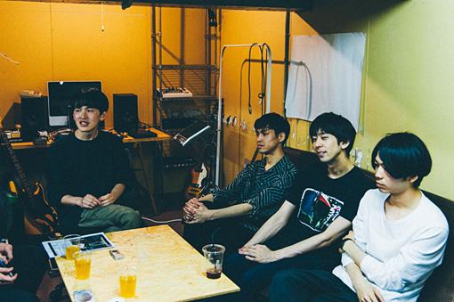 左から:川辺素、須田洋次郎、nakayaan、大竹雅生