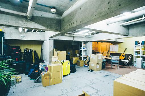 ミツメの倉庫