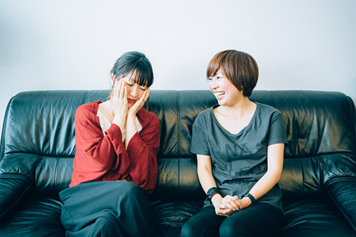 左から:坂本美雨、太田美帆