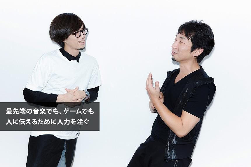 PS4のゲームで日本のバンドを世界に発信 uchuu,×山岡晃対談