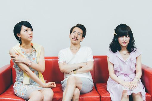 左から:清 亜美、清 竜人、清 咲乃