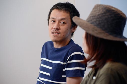 左:西川弘剛