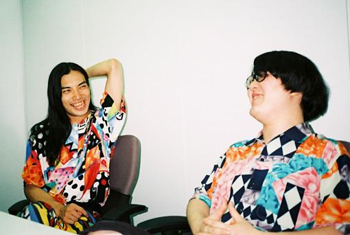 左から:Seiho、Avec Avec