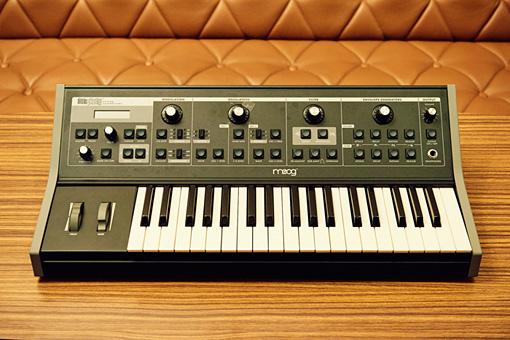Moog「Little Phatty」