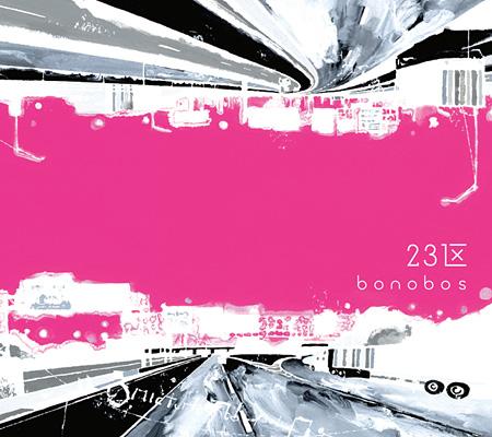 bonobos『23区』ジャケット