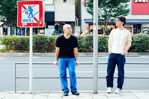 左から:小金沢健人、菊地敦己