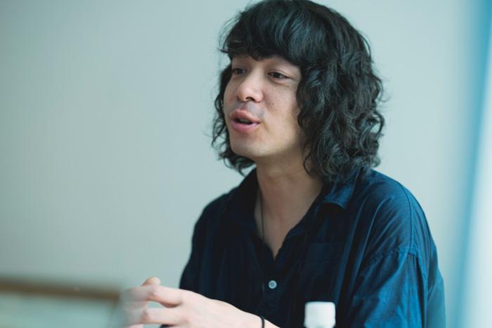 かっこいい髪型の峯田和伸
