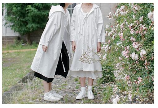 淡い色合いが特長の中国のブランド「Vitatha」。ブランド名は「あなたが見ているもの、感じているものすべては、最後には消えてしまう」という意味のサンスクリット語から