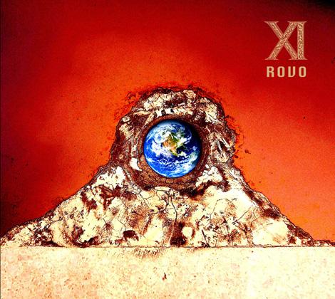ROVO『XI』ジャケット