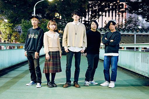 左から:山田KOHDY、深澤希実、鶴田航平、ハッピーナッティ西山、永井秀幸