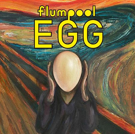 flumpool『EGG』ジャケット