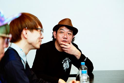 左から:YGQ、鶴岡雅浩