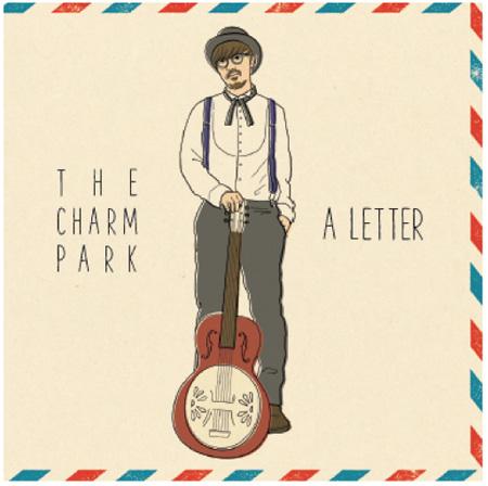 THE CHARM PARK『LETTER』ジャケット