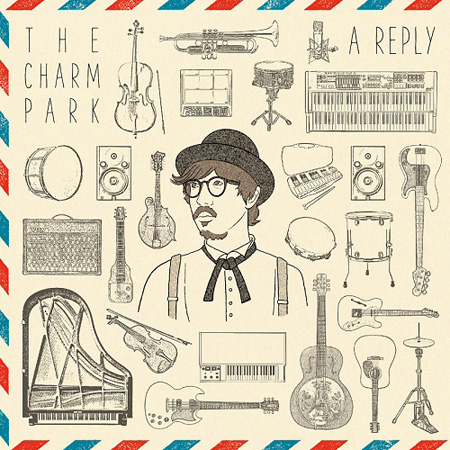 THE CHARM PARK『A REPLY』ジャケット