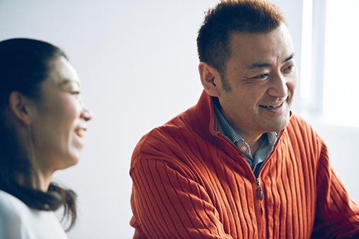 右:椎名豊