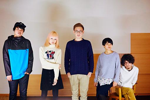 左から:マツザカタクミ、PORIN、atagi、ユキエ、モリシー
