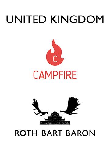 ROTH BART BARONクラウドファンディングプロジェクト告知ビジュアル