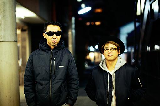 左から:カンパニー松尾、藤井健太郎