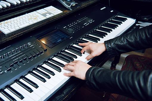 KORG「KRONOS(88 Key Model)」
