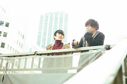左から:SOGYON、Masaya