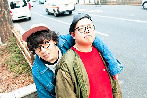 左から:竹内サティフォ、斉藤伸也