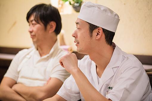 左から:松本圭介、今村正輝