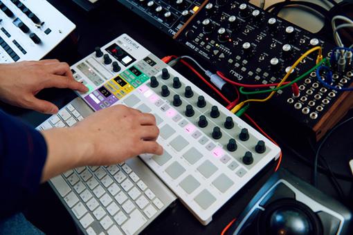 ARTURIA「BeatStep Pro」