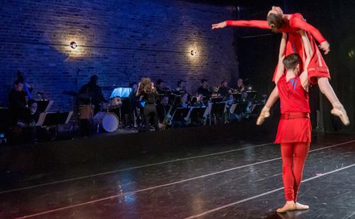 NYでの『The DANCE』初演時の様子 Photo by Tokiwa Takehiko