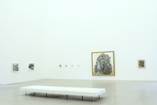 『池田学展 The Pen ―凝縮の宇宙―』金沢21世紀美術館 展示風景