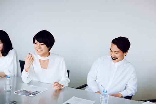 左から:清 亜美、清 竜人