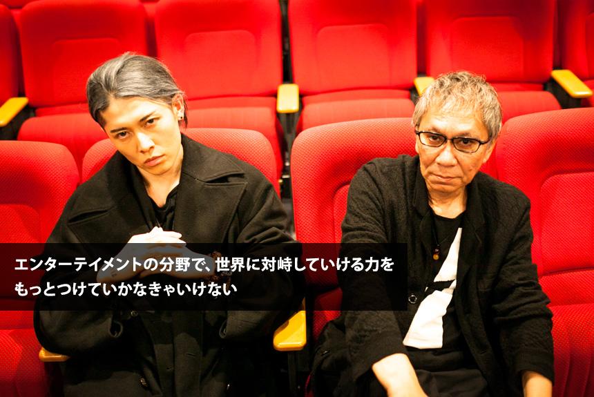 MIYAVIと三池崇史が語る、映画『無限の住人』と日本のエンタメ