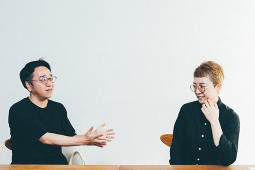 左から:藤枝憲、山崎ゆかり