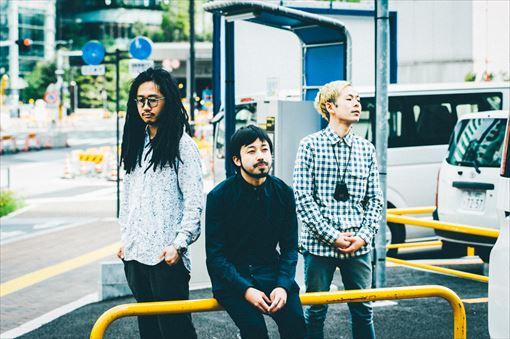 左から:Jackson、Ryu、Tsuru