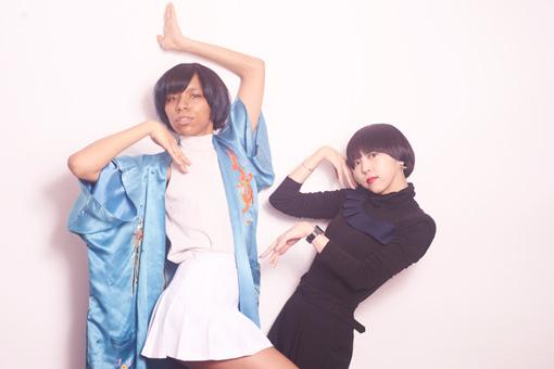 左から:アヴちゃん、MIKIKO