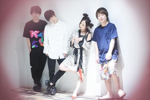 左から:山田康二郎、バンビ、理姫、奥脇達也
