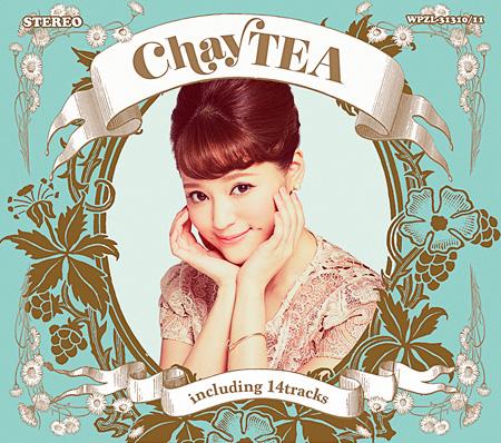 chay『chayTEA』初回限定盤ジャケット