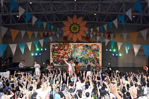 『夏びらき MUSIC FESTIVAL'16』の模様