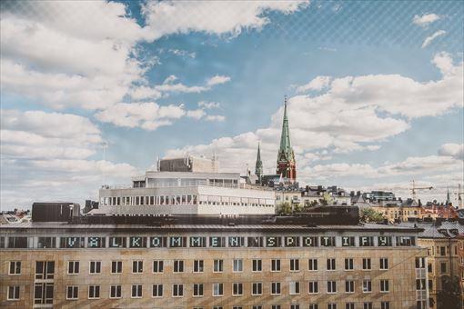 Spotifyの本社はスウェーデンの首都、ストックホルムにオフィスを構える