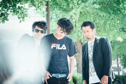 左から:奇妙礼太郎、Sundayカミデ、テシマコージ