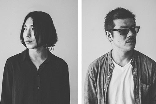 左から:小林祐介(THE NOVEMBERS)、那倉太一(ENDON)