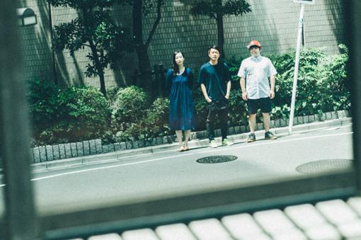 左から:森本夏子、蔡忠浩、田中佑司