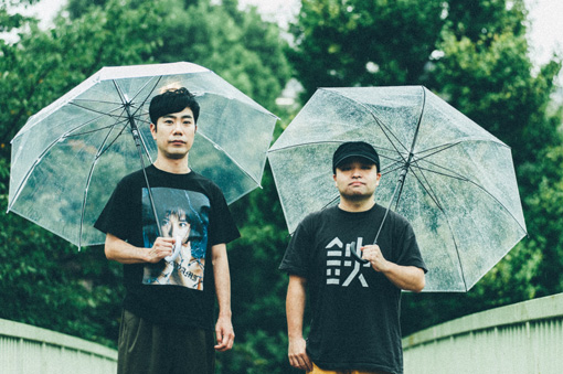 左から:藤井隆、高村佳典