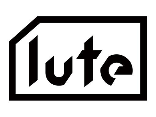 「lute」ロゴ