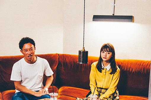 左から:本間貴裕、村田倫子