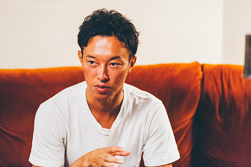 株式会社Backpackers' Japan代表取締役 本間貴裕