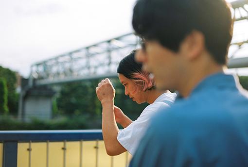 左から:夏目知幸、菅原慎一