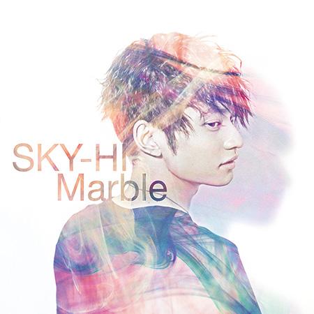 SKY-HI『Marble』ジャケット