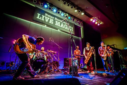 昨年の『LIVE MAGIC!』、NAOITO のステージ(撮影:Hiroki Nishioka)
